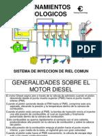 1 Inyeccion Diesel de Riel Comun Bosch