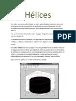 Ampliacion de Claculo Helices