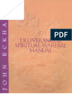 97046379 John Eckhardt Deliverance and Spiritual Warfare Manual