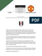 Fulham x United