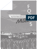 Muzeu Focus> Cum sa cunoastem mai bine vizitatorii muzeelor