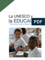 Unesco y Educacion