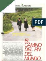 Revista Tráfico – nº 14 – Septiembre de 1986. Reportaje Kilómetro a kilómetro