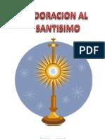 Adoracion Al Santisimo