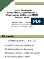 Informe Mineria Peru GRADE