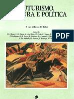 futurismo cultura e politica