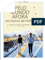 AROUND THE WORLD IN 80 BRANDS FEATURED IN BRAZILIAN ABD DESIGN MAGAZINE