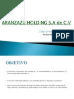 ARANZAZU HOLDING Curso Hidraulica 1