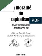 La moralité du capitalisme