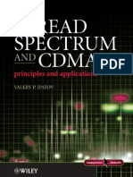 Spread Spectrum and CDMA