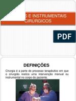 Aula III- Tempos e Instrumentais