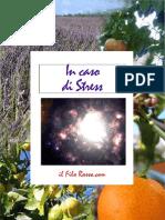 Aromaterapia in caso di Stress