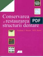 Mount GJ & Hume WR - Conservarea Si Restaurarea Structurii Dentare - Editata de LonMar
