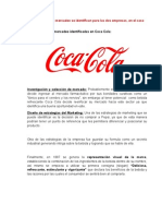 SUBIR- Caso de Coca-Cola