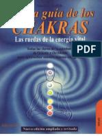 anodea judith - nueva guía de los chakras [libros en español - esoterismo]