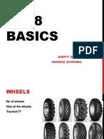 Basic robotics - XLR8 basics