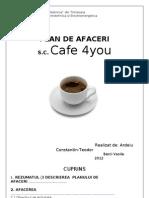 Plan de Afaceri - Cafe 4you