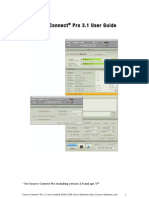 Source-Connect Pro 3.1 User Guide