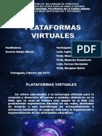 PLATAFORMAS VIRTUALES