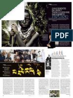 L'Occidente in Crisi Ed i Popoli Tradizionali, Intervista a Jared Diamond - Il Venerdi Di Repubblica N.1298 1.02.2013