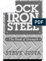 Steve Justa - Rock, Iron, Steel