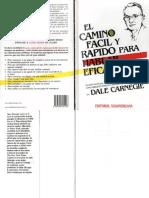 Dale Carnegie Camino Para Hablar Eficazmente x Eltropical
