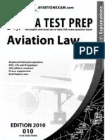 010 - Aviation Law