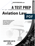 010 - Aviation Law