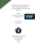 Kajian Yuridis Terhadap Metode Coercive Interrogation Oleh Pemerintah Amerika Serikat Di Penjara Guantanamo Ditinjau Dari Prespektif Hukum Humaniter Internasional