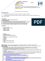 F23 Ianuarie Proiect Didactic Aplicatia Microsoft Word