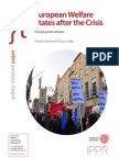 European Welfare States After the Crisis