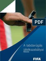 A labdarúgás játékszabályai