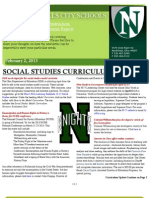 February Curriculum Newsletter