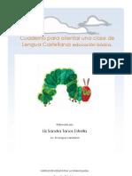 Cuaderno Para Orientar Una Clase de Lengua Castellana