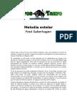 Saberhagen, Fred - Melodia Estelar