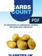 Carbs counting