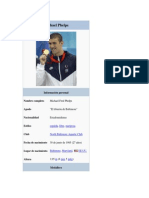 Informacion Sobre Michael Phelps