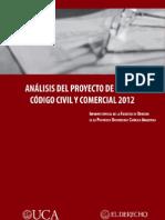 Resumen Ejecutivo Analisis Cidigo UCA