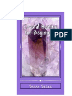 Healing Crystals For Beginners
