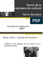 Bourdieu Pronto
