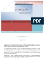 Manual Planeacion