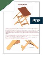 Planos de restirador para dibujo técnico (Drafting board)