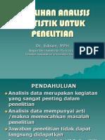 PEMILIHAN UJI STATISTIK.ppt