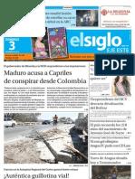 Edicion Domingo 03-02-2013 Vic