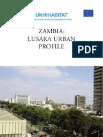Lusaka Urban Profile