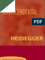 50285453 Transcendental Heidegger