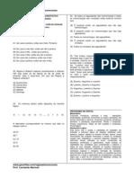 Tecnico Judiciario Contabilidade Trf3 120807