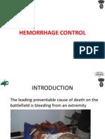 SF Hemorage control