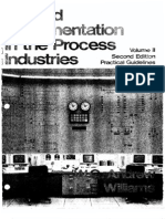 APPLIED INSTRUMENTATION IN PROCESS INDUSTRIES Vol-2