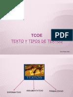 Texto y Tipos de Texto (Drey)